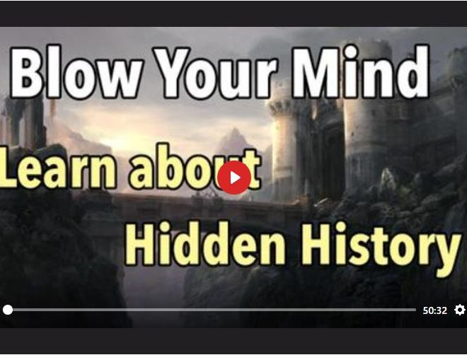 FRAUDULENT HISTORY: PAST RESET, TARTARIAN EMPIRE, FAKE MIDDLE AGES, COMPRESSED TIMELINES (1OF2)