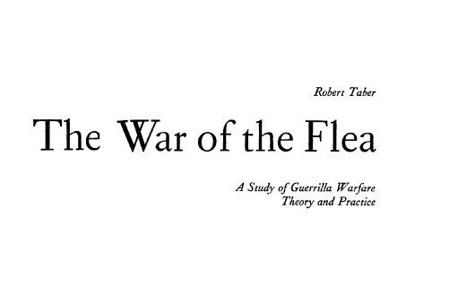 The War of the Flea